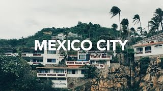 Life in Mexico City