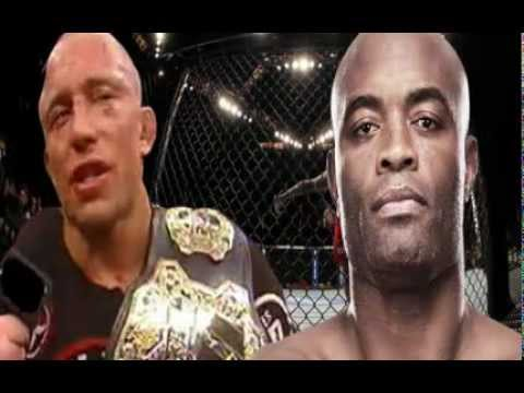 Georges St-Pierre Ducks Anderson Silva in Joe Rogan Interview