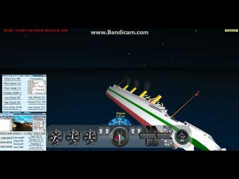 Britannic Sinking Simulator Sailor Britannic Sinking