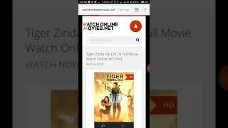 Tiger zinda hai online dekhe 100% true