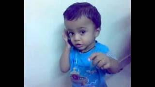 Tamil baby boy cute talk