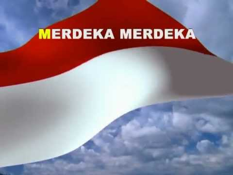 Lagu Indonesia Raya (dengan Teks) video