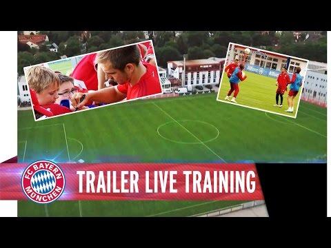 Trainingsauftakt unter Carlo Ancelotti | LIVE | Trailer