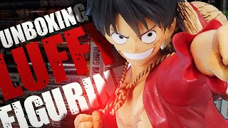 [Unboxing Figurine] MONKEY. D LUFFY (One Piece)