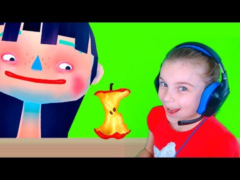 Смешная игра про готовку Смешное видео для детей