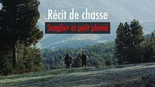 Récit de chasse : Sanglier et petit plomb (André Calderer)