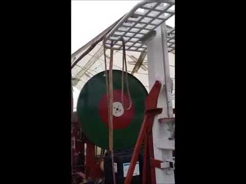 Greek windmill/wind turbine