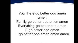 Tim Godfrey - Amen Lyrics