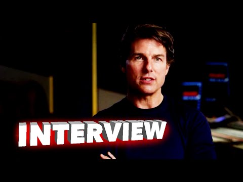 Mission: Impossible: Rogue Nation: Tom Cruise Full Behind the Scenes Interview