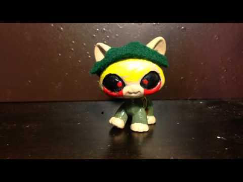 Lps CreepyPasta customs