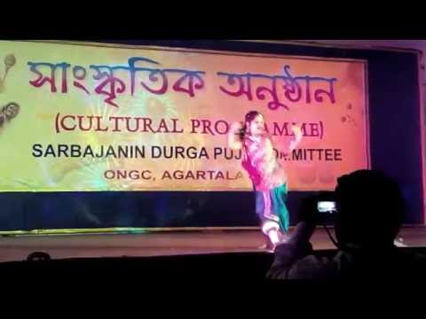 Latthe di chader and Hulle Hulare Performance by Akshita Verma...