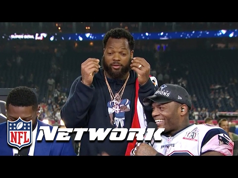 Martellus Bennett Joins Deion Lt They Overpay Super Bowl Champs