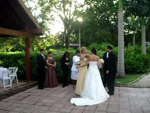 Boda alba axel youtube for Bodas jardin botanico medellin