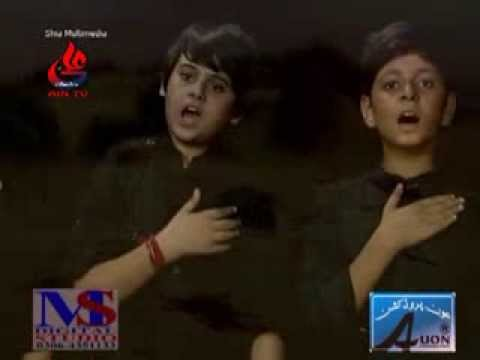 Rahe Ga Sada Hussain (as).. Daniyal 2014 Full Nauha video