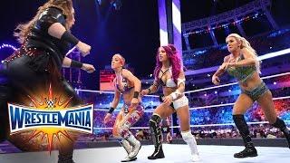 Raw Women's Title Fatal 4-Way Elimination Match: WrestleMania 33 (WWE Network Exclusive)