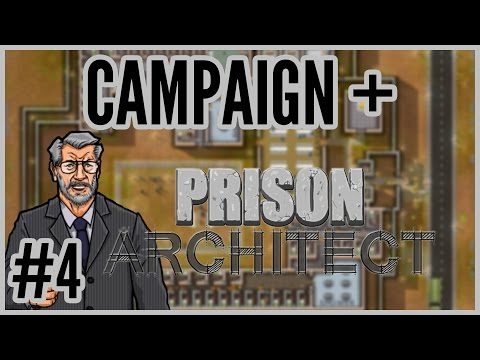 Conviction Pt.1 = Campaign + Prison Architect [Version 1.0] #4