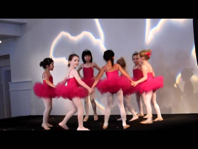 Petrushka Ballet Recital June 2012