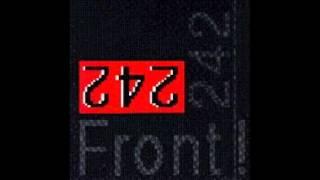 Watch Front 242 Work video