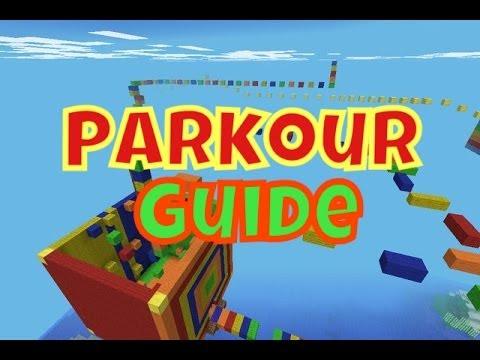 ✔ Minecraft PE Parkour Guide Tutorial