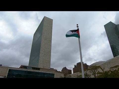 """As Palestinian Flag is Raised at UN, Abbas Says PA Not Bound by Deals Israel """"Continually Violated"""""""