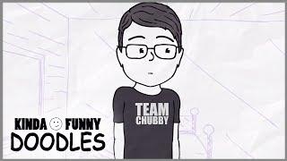 Greg Miller's Worst Story Ever - Kinda Funny Doodles