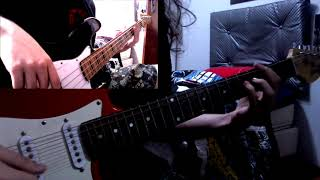 Gojira - The Heaviest Matter In The Universe (Guitar/Bass Cover)