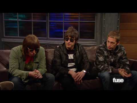 Liam Gallagher Loves Justin Bieber & SpongeBob SquarePants - Hoppus on Music