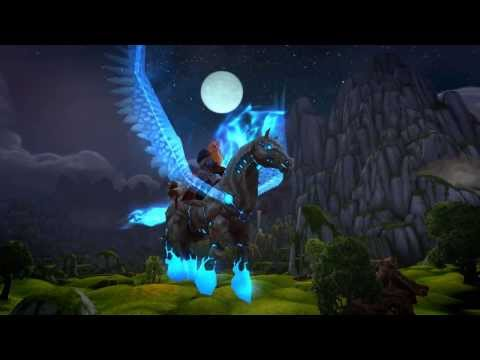 New Mount: Hearthsteed