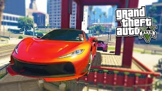 GTA 5 Online - EXTREME Mini Games & CRAZY Races Playlist w/ The Stream Team! (GTA 5 Online Gameplay)