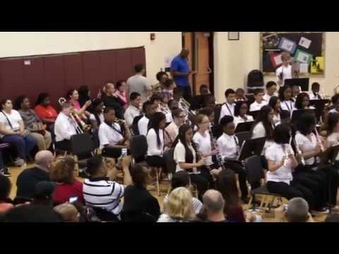 Potomac Middle School 6th & 7th Grade Concert 05-20-2014