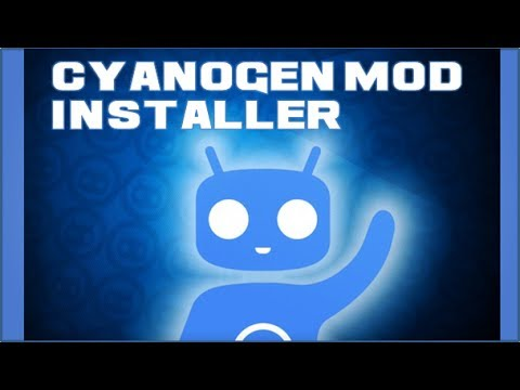[Tutorial] CyanogenMod Installer (German) (HD)