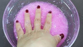 Cách Làm Slime Với Giấy Và Nước