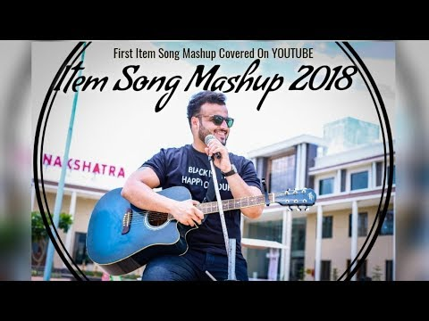 Bollywood Item Songs Mashup 2018 | Recreated by Himanshu Jain