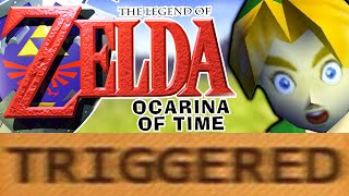 How The Legend of Zelda Ocarina of Time TRIGGERS You!