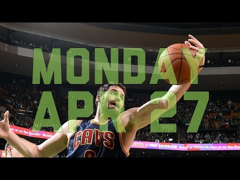 NBA Daily Show: APR. 27 – The Starters