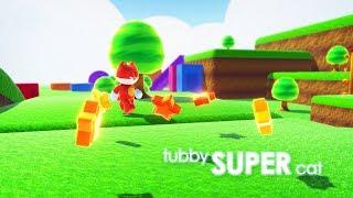TUBBY SUPER CAT - Mario Odyssey Style Platformer! - New Jump Mechanics, New Enemies, New Items!