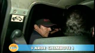 Arde Chimbote