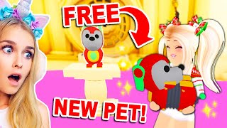 HOW To Get A *FREE* ROBOT DOG In Adopt Me! (Roblox)
