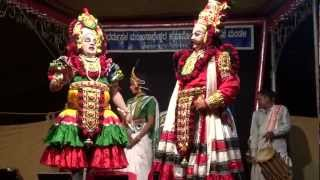 Yakshagana - Tenkutittu -Krishnarjuna
