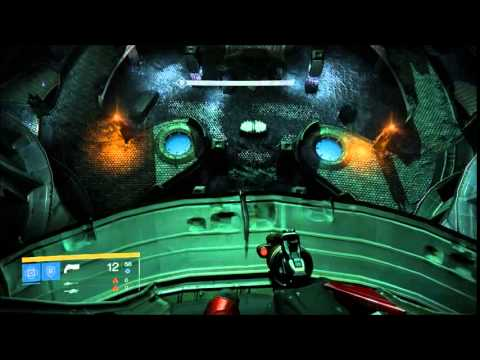 Crota's End: Awesome Vantage Point For Crota and Ogres