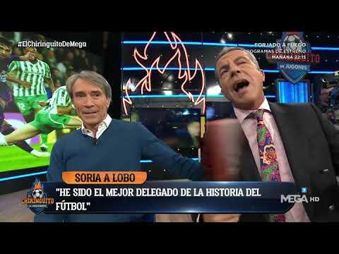 CARA a CARA Lobo Carrasco VS. Cristóbal Soria por las PÉRDIDAS de TIEMPO