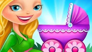 My Newborn Baby Part 1 - iPad app video for kids - Ellie