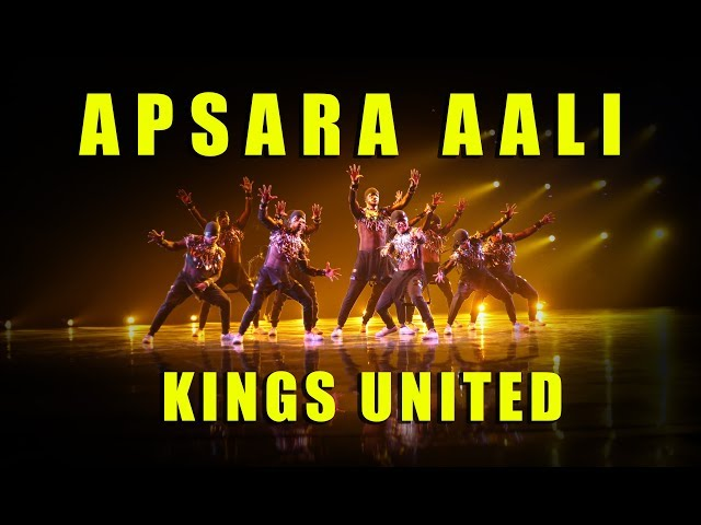 Apsara Aali   Natarang   Hip Hop Dance Choreography   Dance Champions   Kings United
