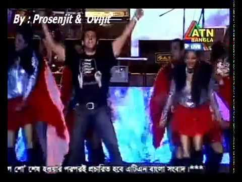 Salman Khan Performance at Tri Nation Concert in Bangladesh...