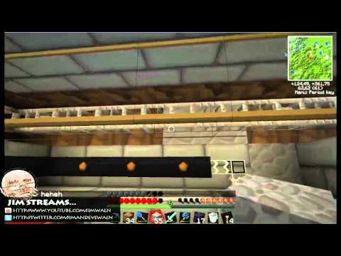 [NL] Jim streamt Minecraft: Tekkit. ||  30-09-2012