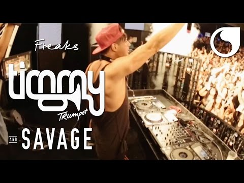 Timmy Trumpet & Savage - Freaks (Video clip)
