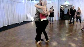 Abir and Sara II: KIZOMBA AWARDS WEEKENDER Louie St. Claire Londres