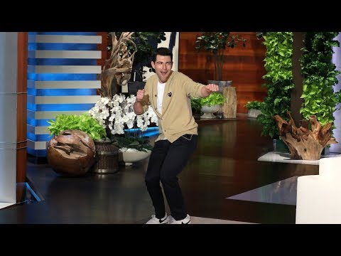 Max Greenfield Tries to Out-Twerk Co-Star Beth Behrs