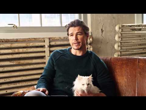 Josh Hartnett in conversation with Bruce Weber - MARC O'POLO Campaign Fall/Winter 2015