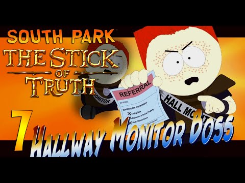 South Park Stick of Truth -7- CRAIG'S DETENTION